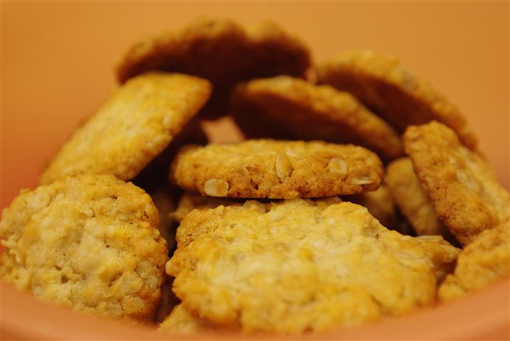 Australian ANZAC Biscuit Recipe